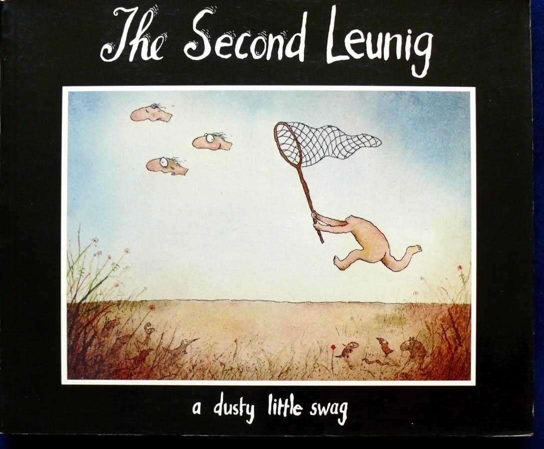 1979 Michael Leunig  - A Dusty Little Swag