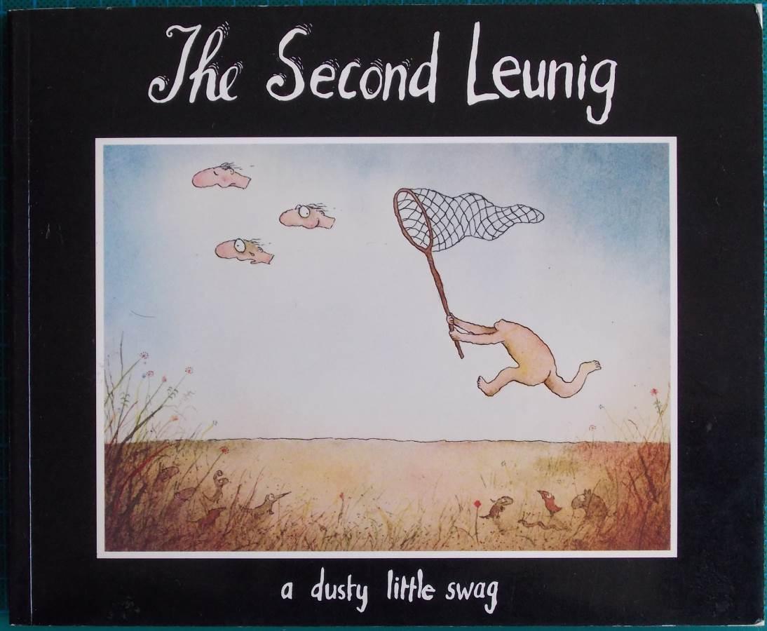 1979 Michael Leunig  The Second Leunig A Dusty Little Swag