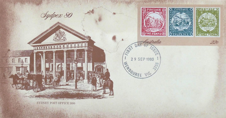 1980 Australia Post FDC - Sydpex