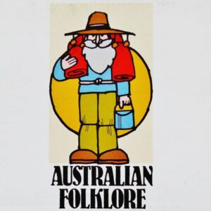 1980 Australia Post Stamp Pack - Australian Folklore