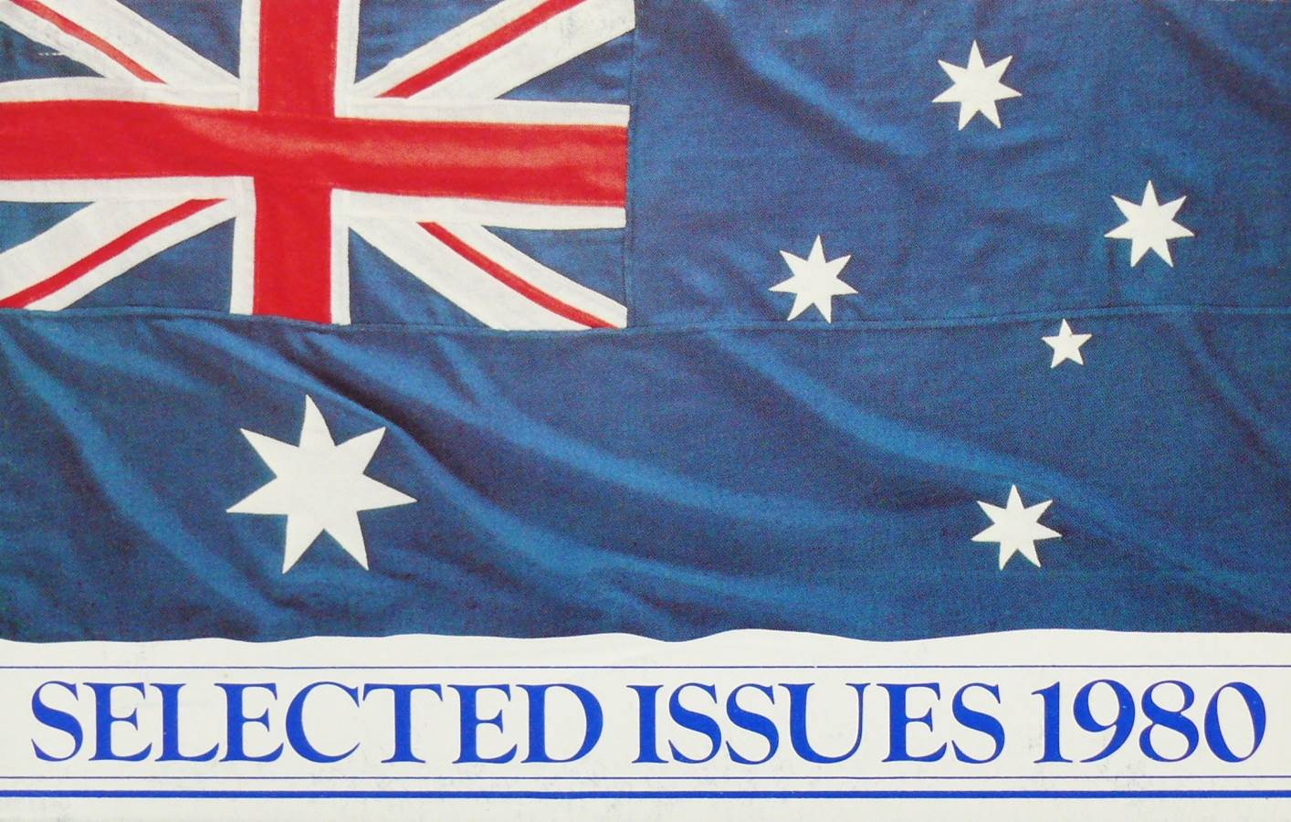 1980 Australia Post Stamp Pack - Selected Issues