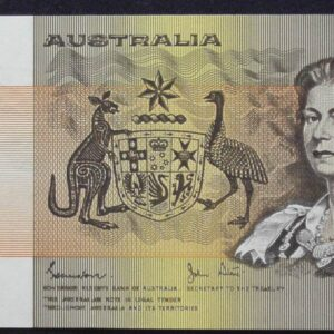 1982 Australia One Dollar Note - DPD