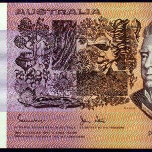 1983 Australia Five Dollars - PFD