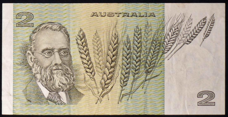 1983 Australia Two Dollars - KFT
