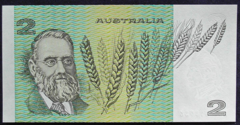 1983 Australia Two Dollars - KND