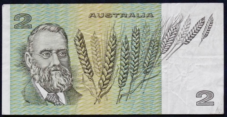 1983 Australia Two Dollars - KQR