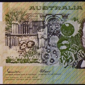 1985 Australia Fifty Dollars - YUL