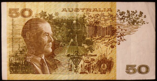1985 Australia Fifty Dollars - YUL