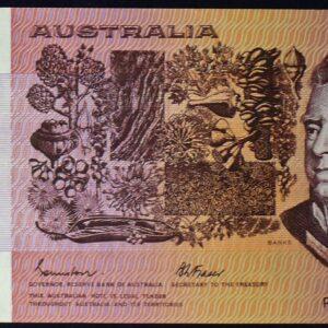 1985 Australia Five Dollars - PVB