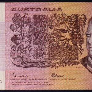 1985 Australia Five Dollars - PXC