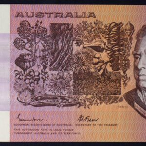 1985 Australia Five Dollars - QAZ