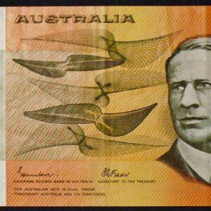 1985 Australia Twenty Dollars Paper - EKV