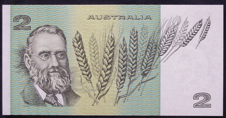 1985 Australia Two Dollars - LHU