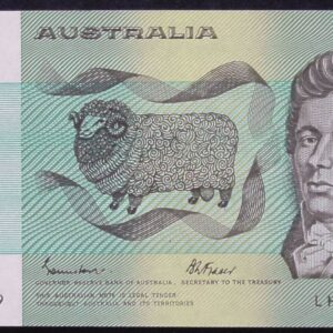 1985 Australia Two Dollars - LHV
