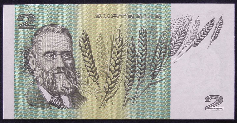 1985 Australia Two Dollars - LHV