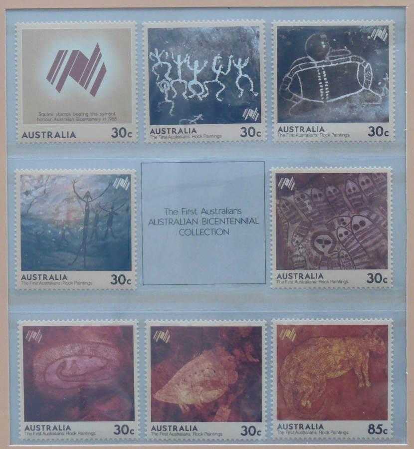 1988 Australia Post Stamp Pack - First Australians