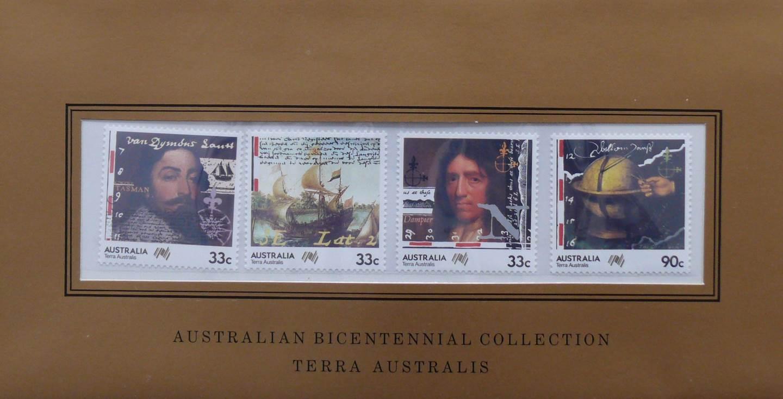 1988 Australia Post Stamp Pack - Terra Australis I