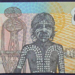 1988 Australia Ten Dollars Bicentennial - AB18 93