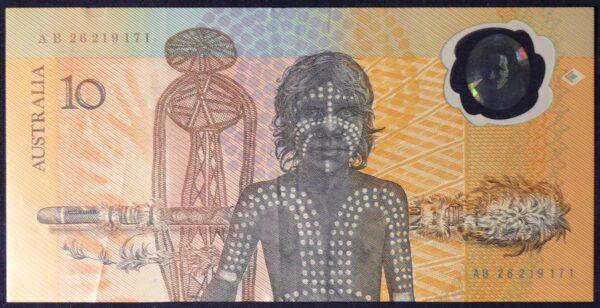 1988 Australia Ten Dollars Bicentennial - AB26 21