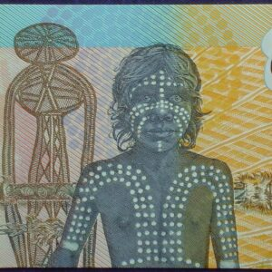 1988 Australia Ten Dollars Bicentennial Issue - AB31