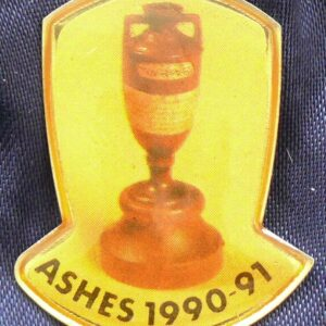 1990-91  Australian Test Cricket Ashes Series Pin