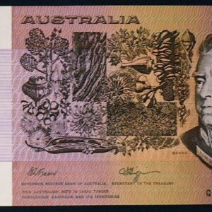 1990 Australia Five Dollars - QDU