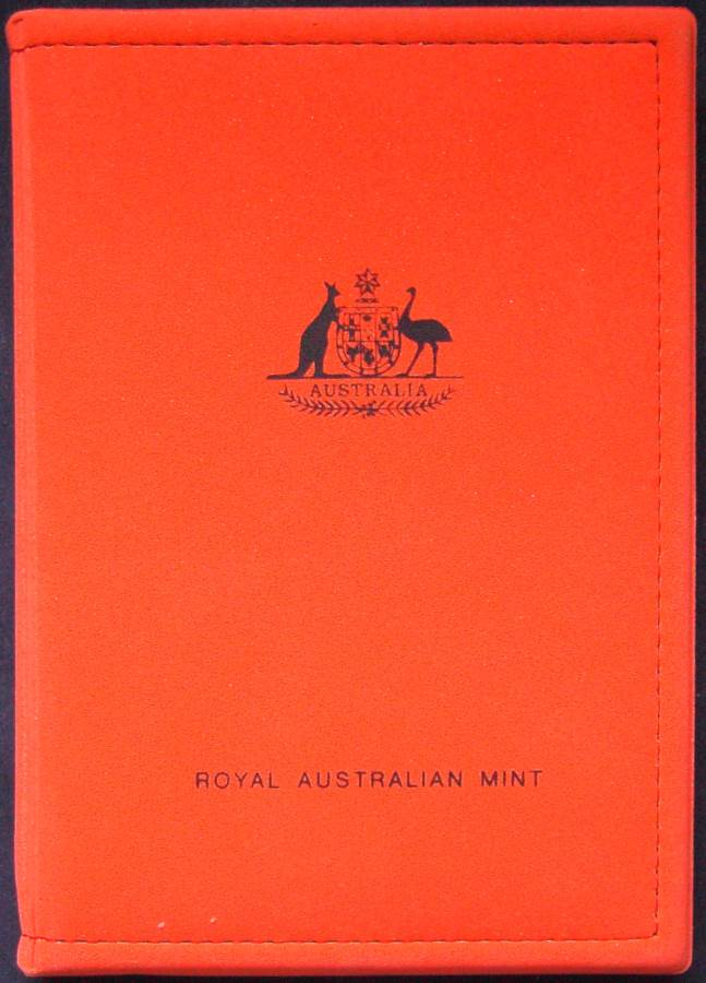 1990 Royal Australian Mint - Proof Coin Set