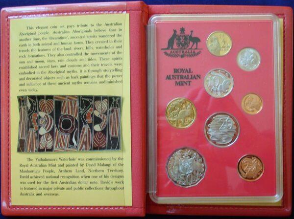 1990 Royal Australian Mint - Proof Coin Set
