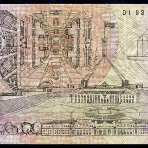 1993 Australia Five Dollars Polymer - DI 93