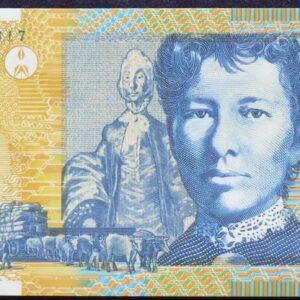 1993 Australia Ten Dollars Polymer - DH 93