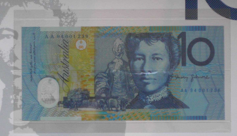 1994 Australia $5 - $10 NPA Annual Collector Folders