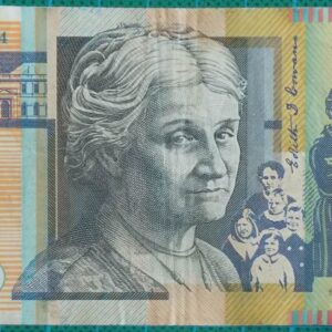 1997 Australia Fifty Dollars EJ97476724