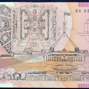1998 Australia Five Dollars Polymer - BA98 First Prefix  A
