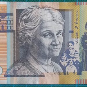 1999 Australia Fifty Dollars Banknote AD99391771