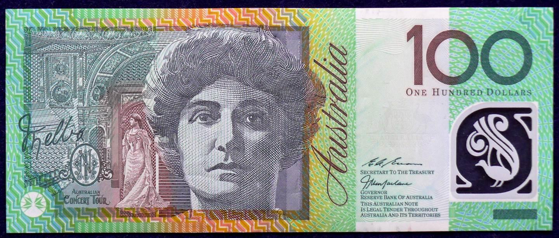 1999 Australia One Hundred Dollars - CK 99