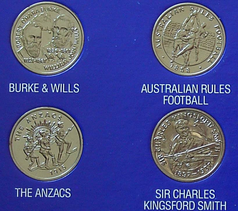 200 Years of Australia Medal Collection