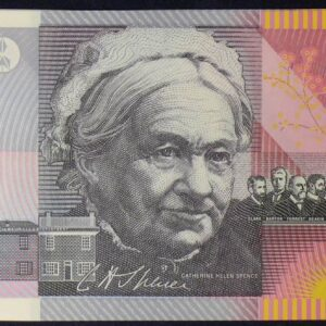 2001 Five Dollars Centenary of Federation X 3 - DD01