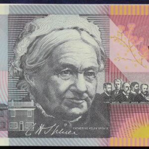 2001 Five Dollars Centenary of Federation X 5 - DK01