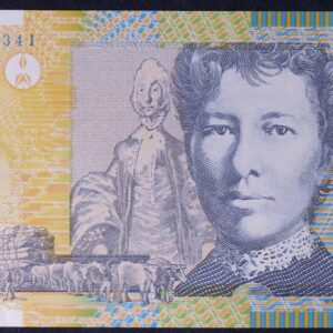 2003 Australia Ten Dollars Polymer - CJ 03