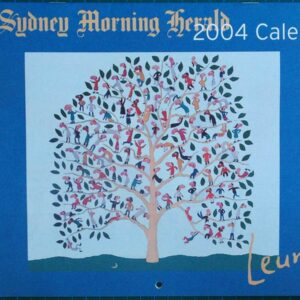 2004 Michael Leunig Sydney Morning Herald Calendar New