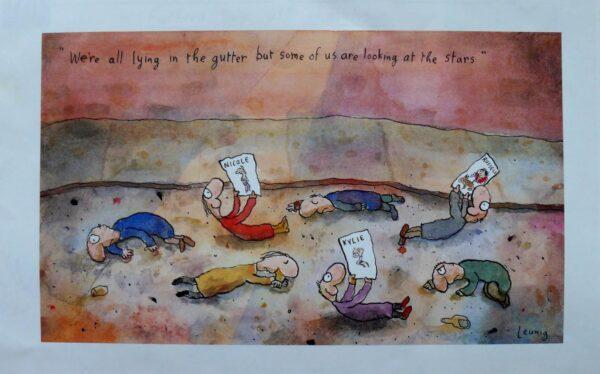 2004 Michael Leunig - Melbourne Age Calendar