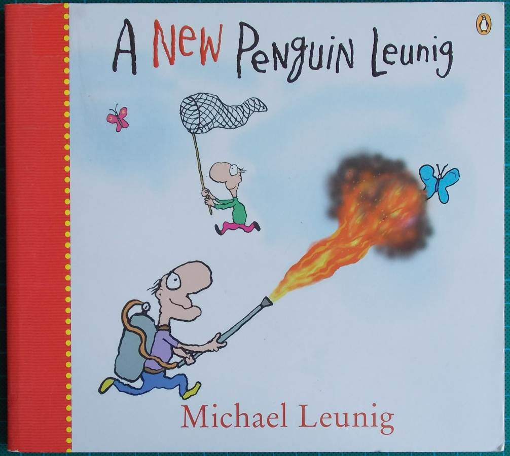 2005 Michael Leunig  - A New Penguin Leunig