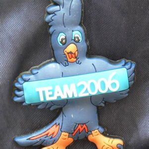 2006 Australia Commonwealth Games Karak Stick On