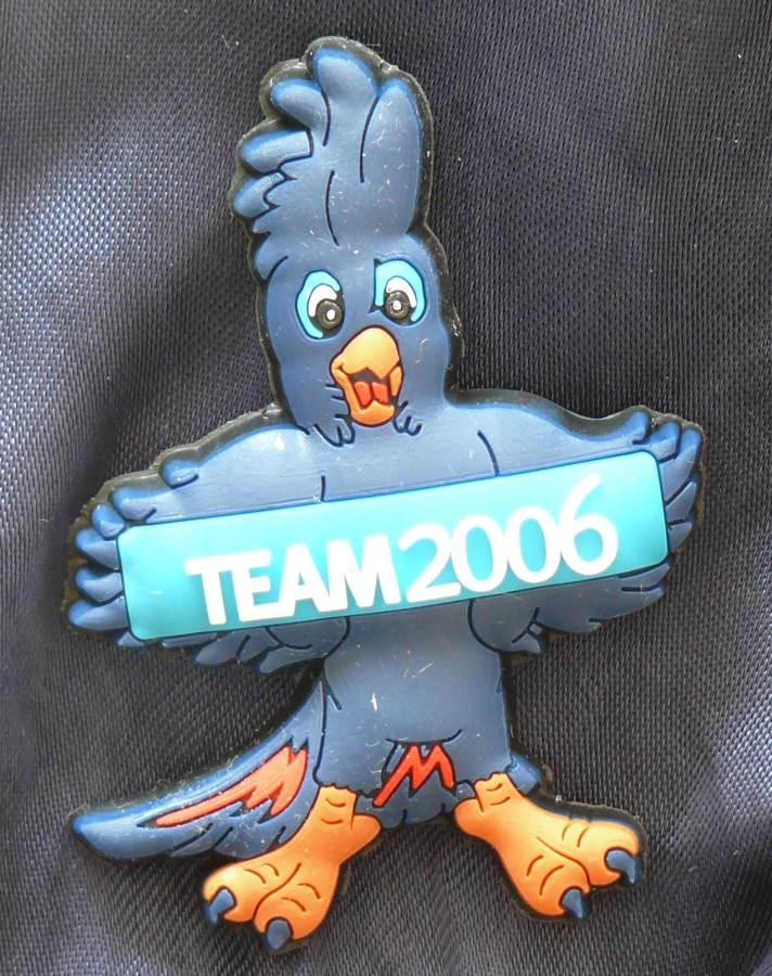 2006 Australia Commonwealth Games Karak Stick On