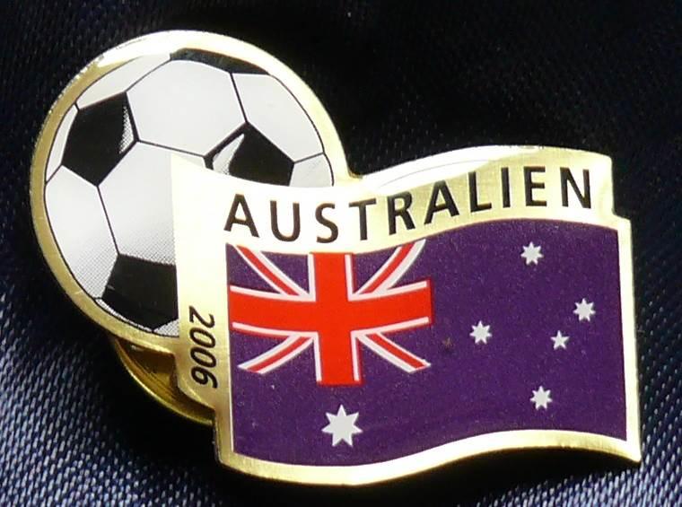 2006 FIFA World Cup Australia Pin