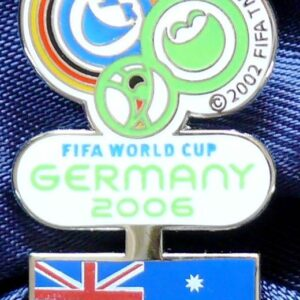 2006 FIFA World Cup - World Cup Australia Pin