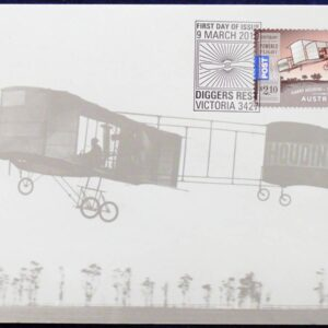 2010 Australia - Centenary Of Powered Flight - Harry Houdini