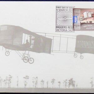 2010 Australia - Centenary Of Powered Flight - Harry Houdini