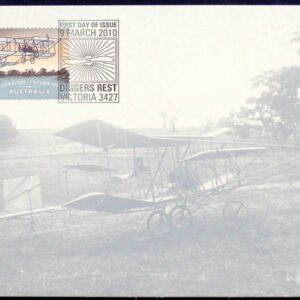 2010 Australia - Centenary Of Powered Flight - John Duigan