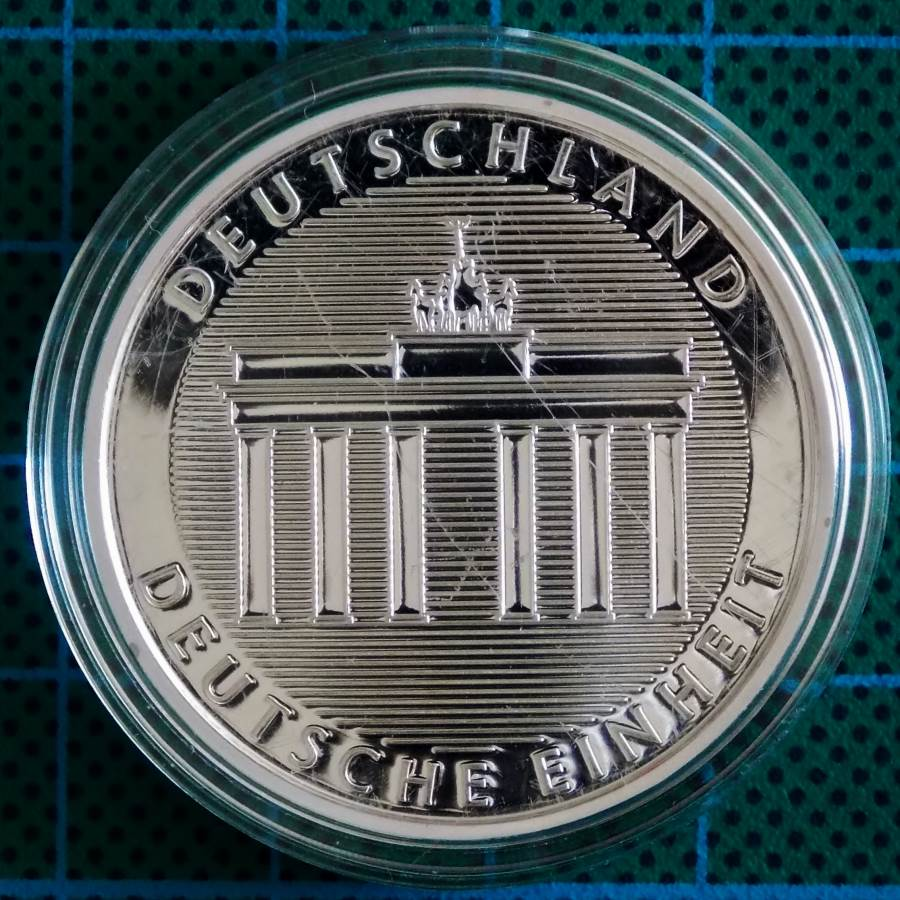 2013 PEOPLES UPRISING 60 ANNIVERSARY SILVER GOLD MEDALLION